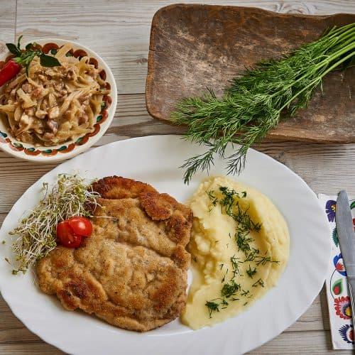 Zdjecia kulinarne Stary Młyn Turawa