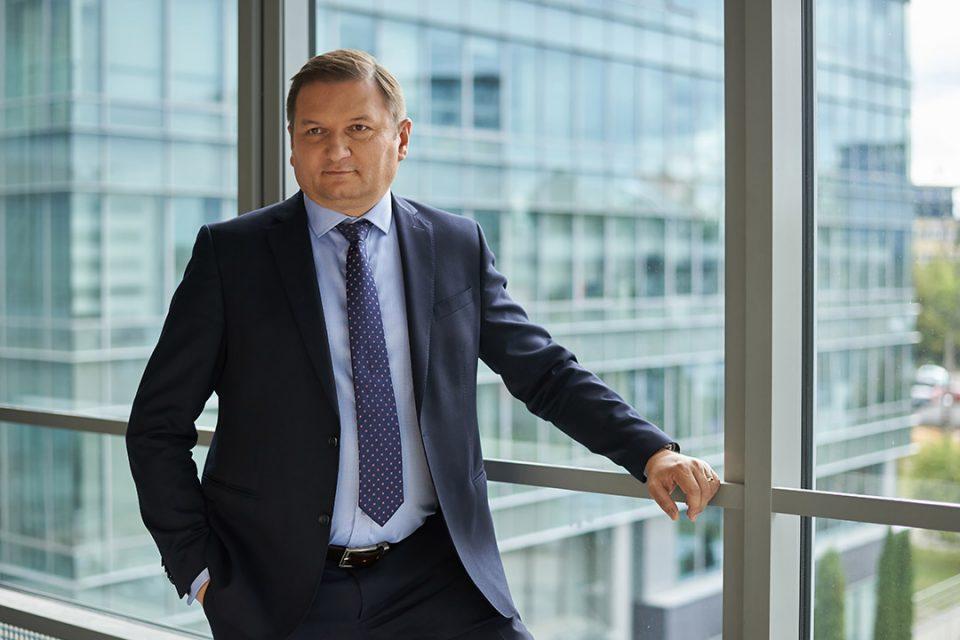 Wojciech Zawierucha - Director of Operations CEE