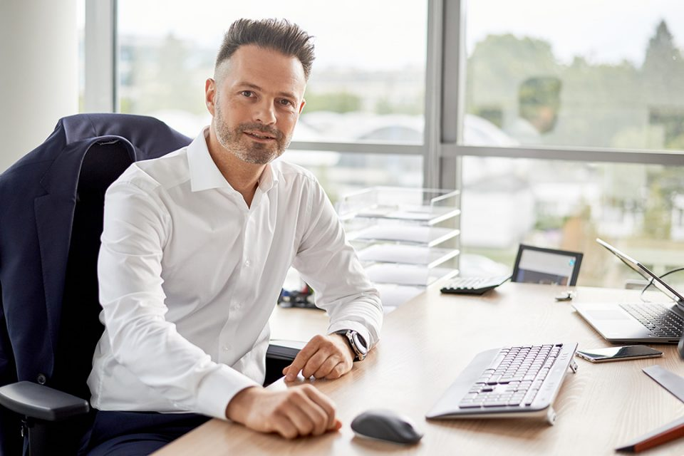 Mariusz Domeracki Chief Financial Officer CEE
