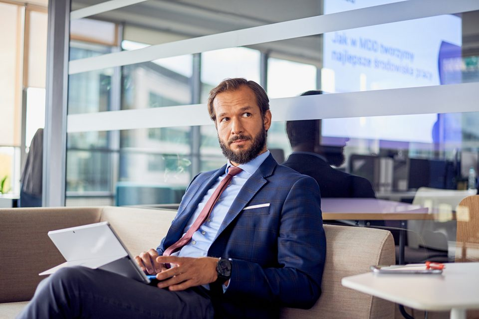 Piotr Buchwald - Leasing Manager
