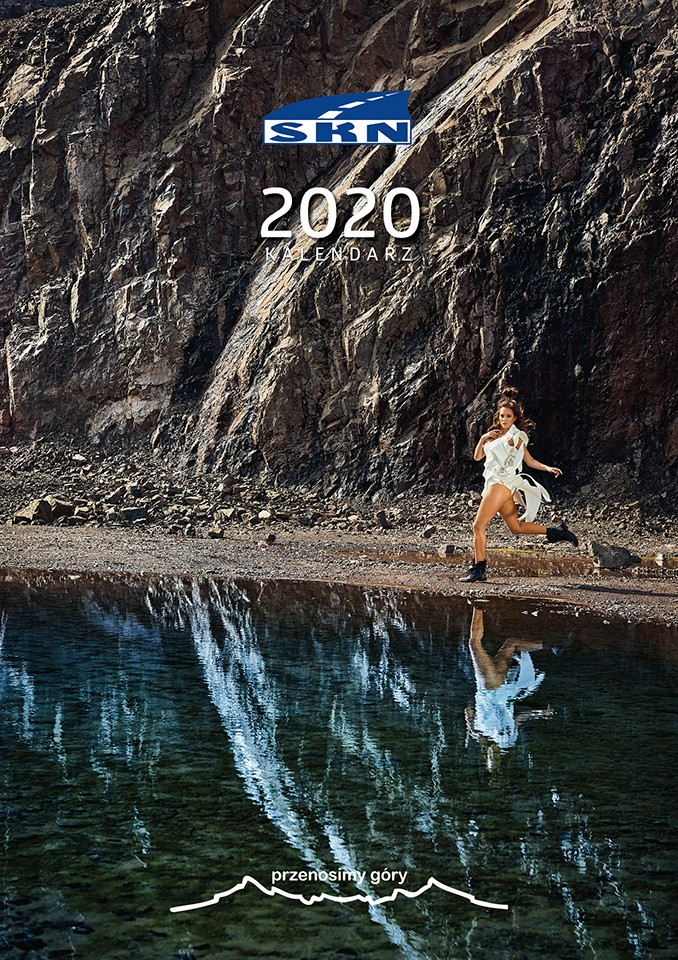 Okładka kalendarza SKN 2020