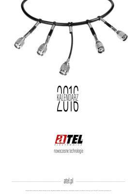 Okładka Kalendarza Atel 2016